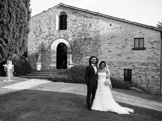 Il matrimonio di Marco e Susi a Urbino, Pesaro - Urbino 25