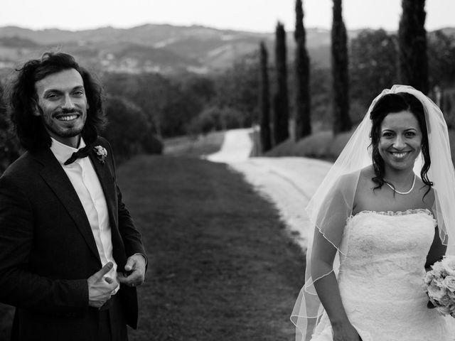 Il matrimonio di Marco e Susi a Urbino, Pesaro - Urbino 30