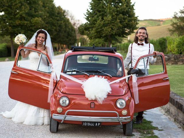 Il matrimonio di Marco e Susi a Urbino, Pesaro - Urbino 32