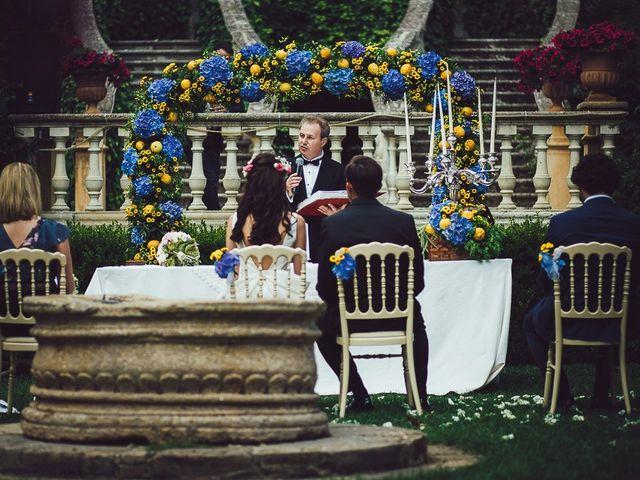 Le nozze di Rebecca e Umberto