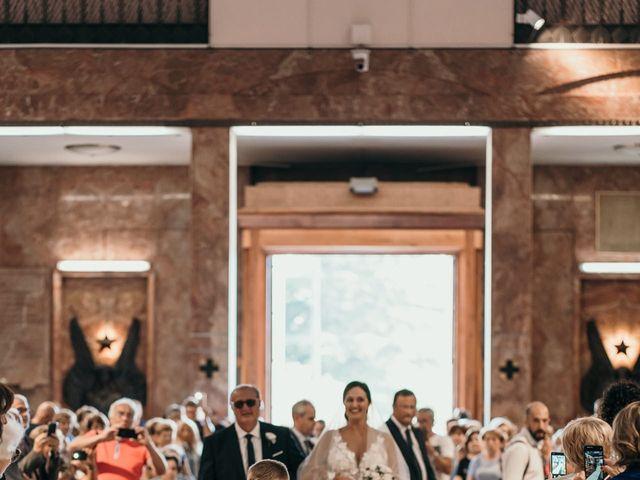 Il matrimonio di Roberto e Priscilla a San Giovanni Rotondo, Foggia 31