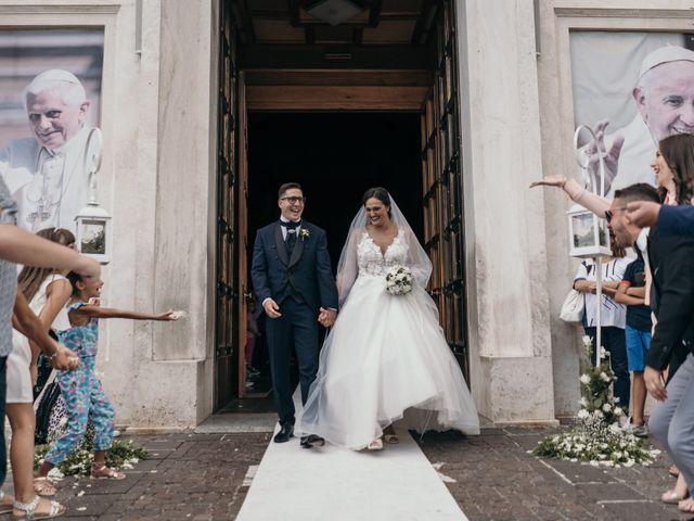 Il matrimonio di Roberto e Priscilla a San Giovanni Rotondo, Foggia 36
