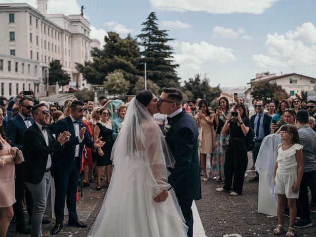 Il matrimonio di Roberto e Priscilla a San Giovanni Rotondo, Foggia 38