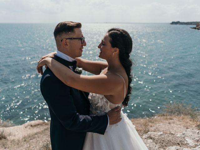 Le nozze di Priscilla e Roberto
