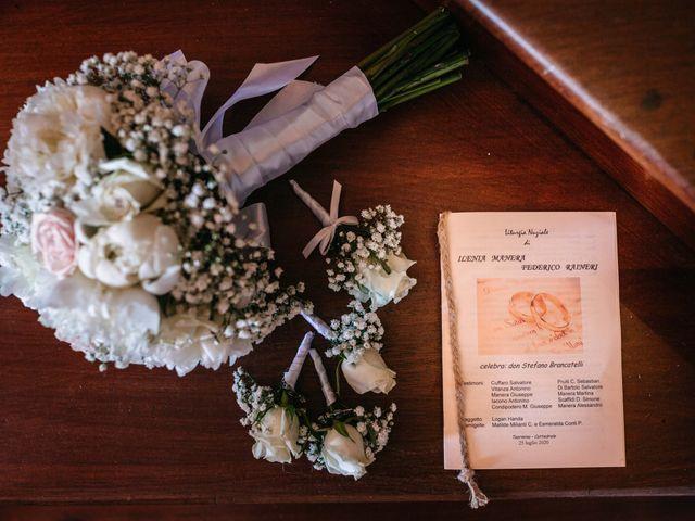 Il matrimonio di Federico e Ilenia a Taormina, Messina 3