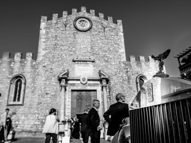 Il matrimonio di Federico e Ilenia a Taormina, Messina 50