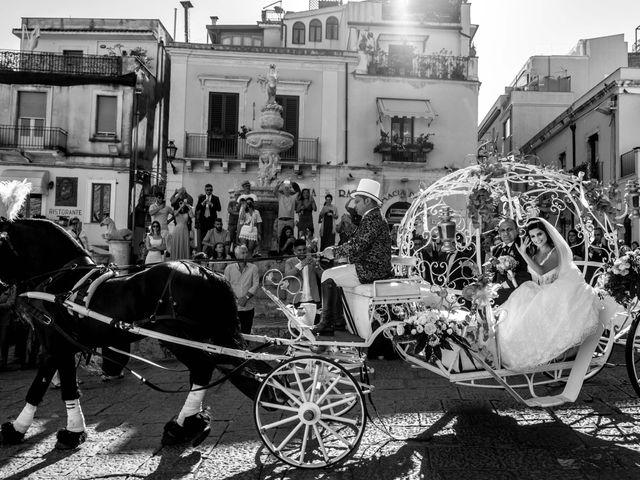 Il matrimonio di Federico e Ilenia a Taormina, Messina 53