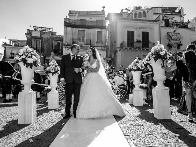 Il matrimonio di Federico e Ilenia a Taormina, Messina 55
