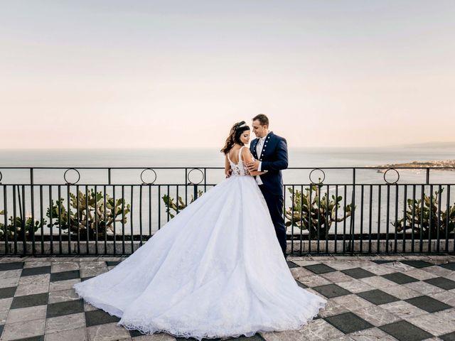 Il matrimonio di Federico e Ilenia a Taormina, Messina 69