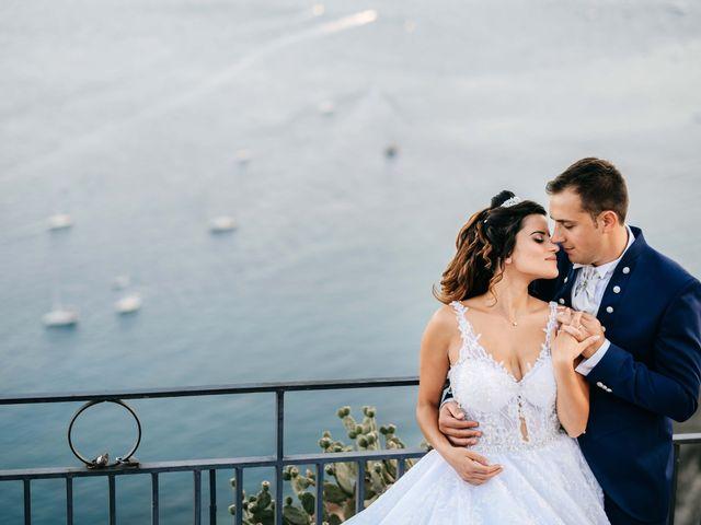Il matrimonio di Federico e Ilenia a Taormina, Messina 1