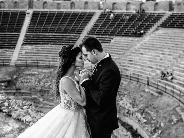 Il matrimonio di Federico e Ilenia a Taormina, Messina 78