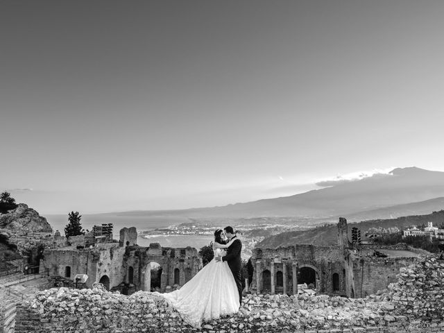 Il matrimonio di Federico e Ilenia a Taormina, Messina 79