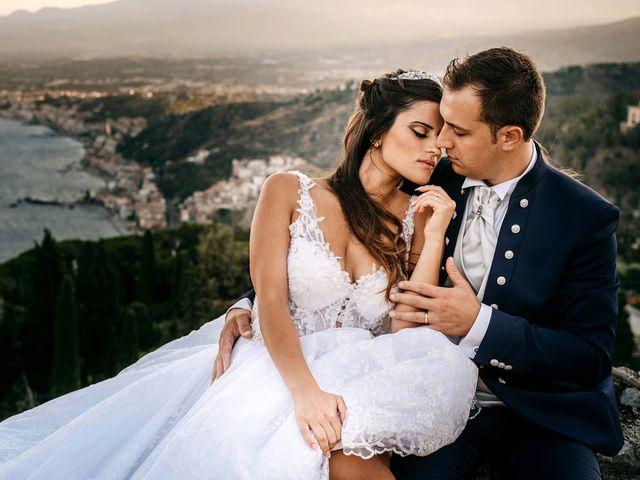 Il matrimonio di Federico e Ilenia a Taormina, Messina 81