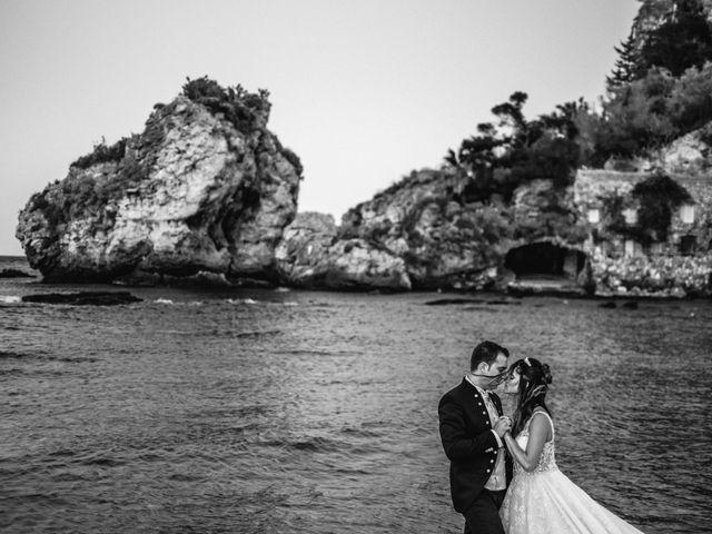 Il matrimonio di Federico e Ilenia a Taormina, Messina 2