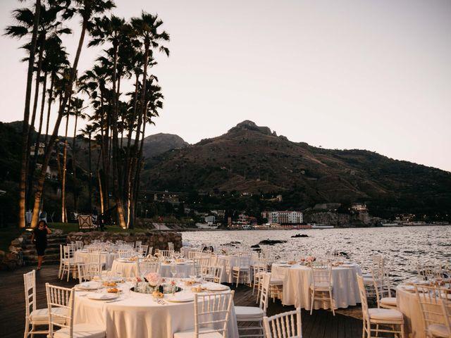 Il matrimonio di Federico e Ilenia a Taormina, Messina 83