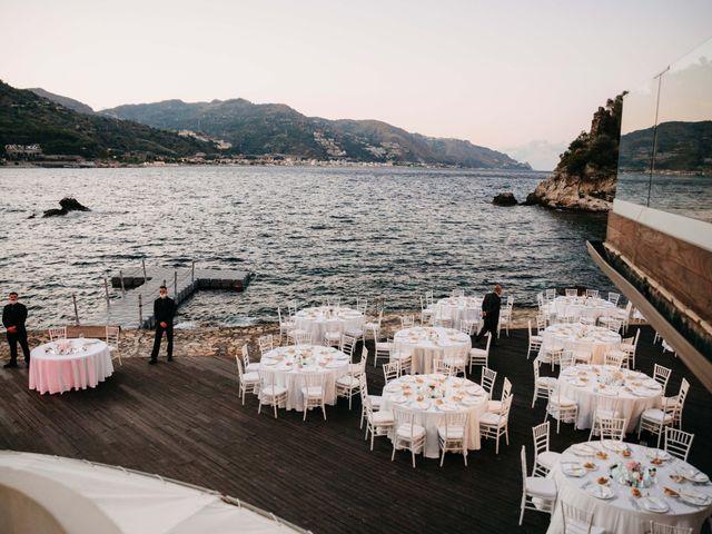 Il matrimonio di Federico e Ilenia a Taormina, Messina 85