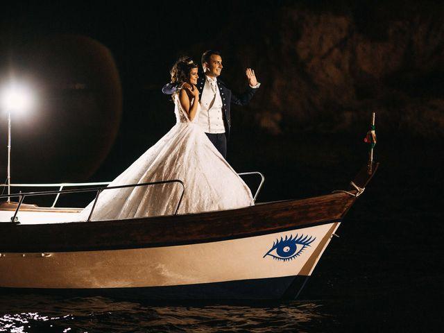 Il matrimonio di Federico e Ilenia a Taormina, Messina 87