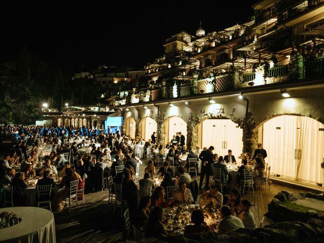 Il matrimonio di Federico e Ilenia a Taormina, Messina 92