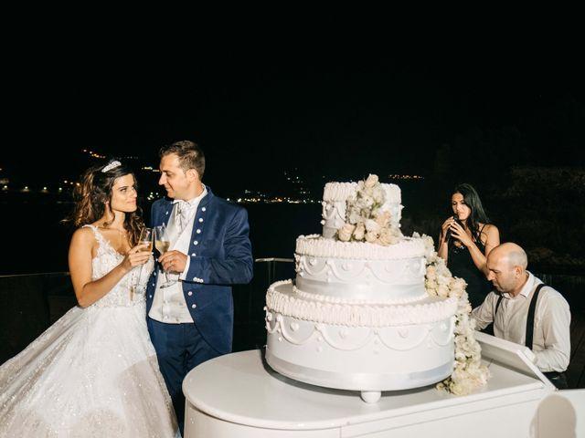 Il matrimonio di Federico e Ilenia a Taormina, Messina 99