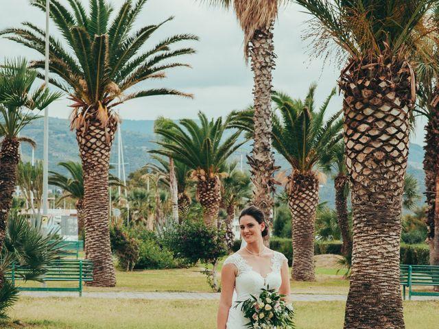 Il matrimonio di Adriano e Martina a Terme Vigliatore, Messina 9