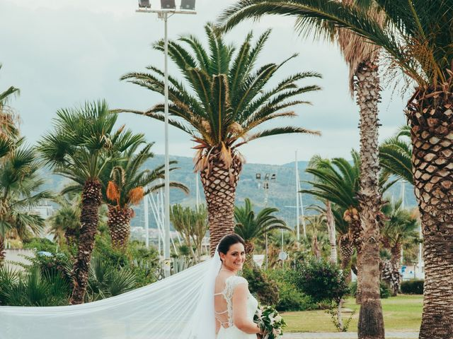 Il matrimonio di Adriano e Martina a Terme Vigliatore, Messina 10