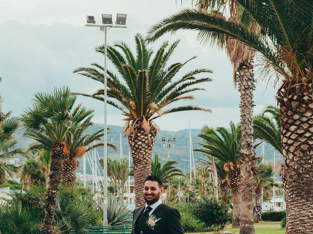 Il matrimonio di Adriano e Martina a Terme Vigliatore, Messina 11