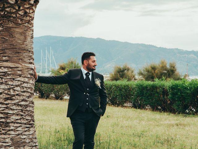Il matrimonio di Adriano e Martina a Terme Vigliatore, Messina 12