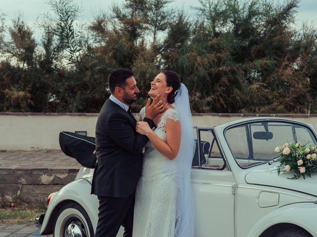 Il matrimonio di Adriano e Martina a Terme Vigliatore, Messina 17