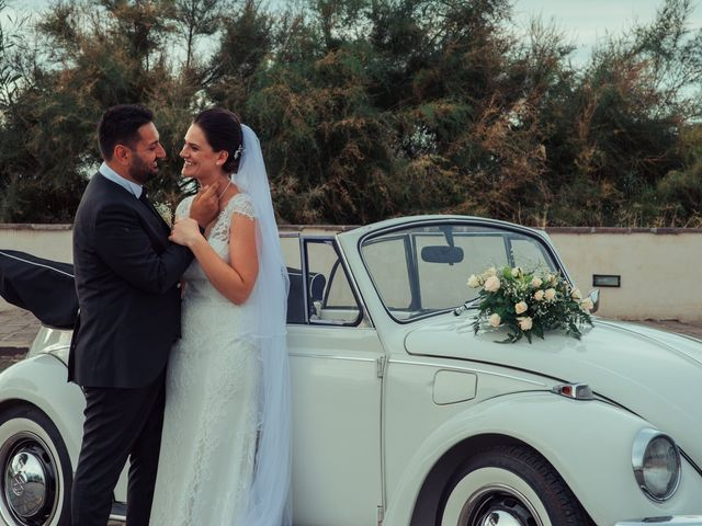 Il matrimonio di Adriano e Martina a Terme Vigliatore, Messina 18