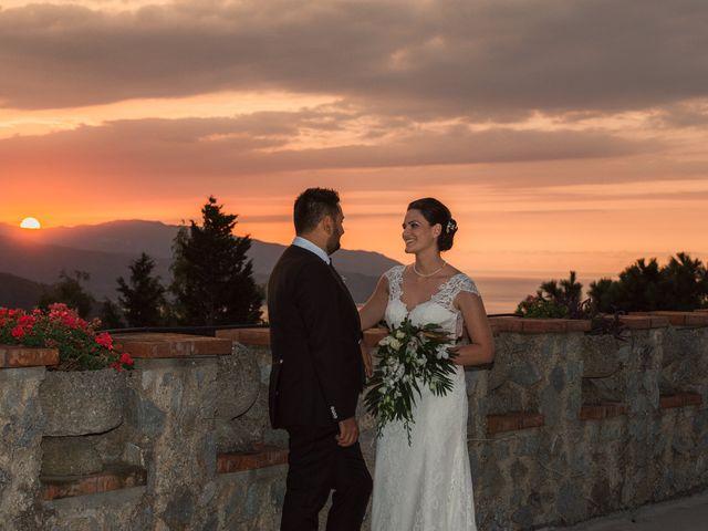 Il matrimonio di Adriano e Martina a Terme Vigliatore, Messina 22