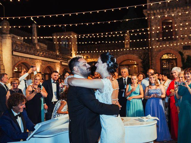 Le nozze di Martina e Adriano