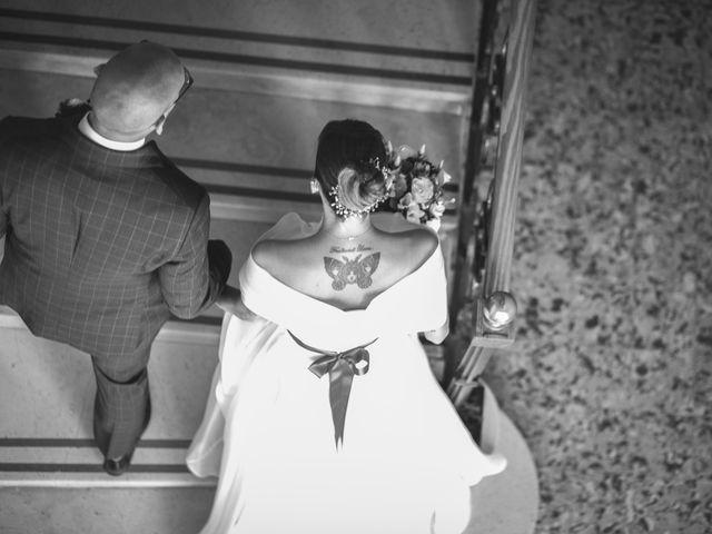 Il matrimonio di Armando e Francesca a Castelverde, Cremona 23