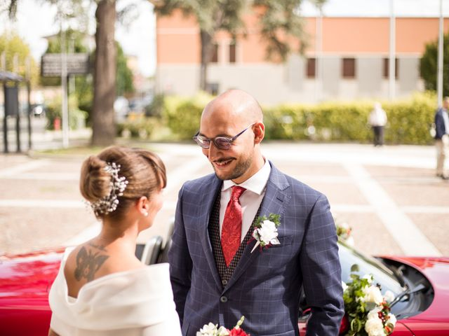 Il matrimonio di Armando e Francesca a Castelverde, Cremona 28