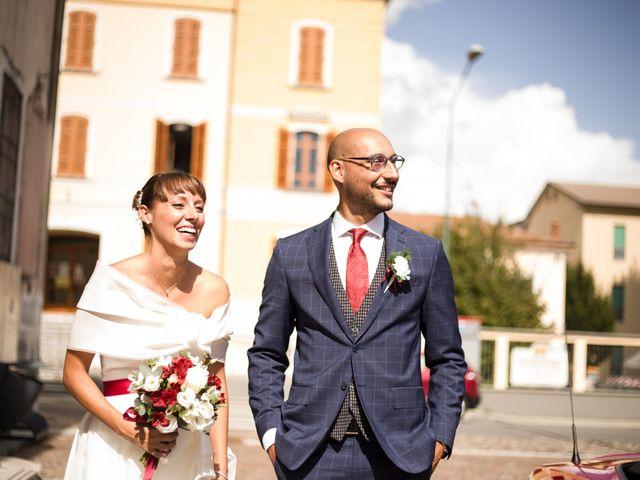 Le nozze di Francesca e Armando
