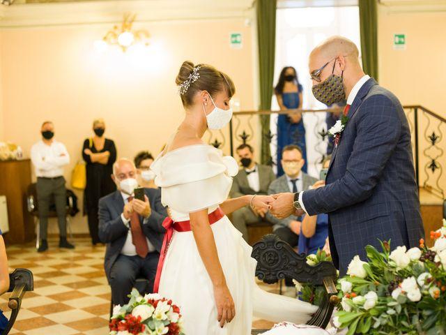 Il matrimonio di Armando e Francesca a Castelverde, Cremona 31