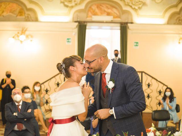 Il matrimonio di Armando e Francesca a Castelverde, Cremona 32