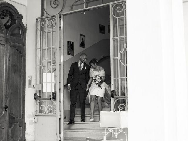 Il matrimonio di Armando e Francesca a Castelverde, Cremona 35