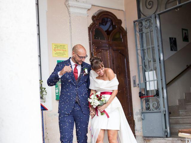 Il matrimonio di Armando e Francesca a Castelverde, Cremona 36