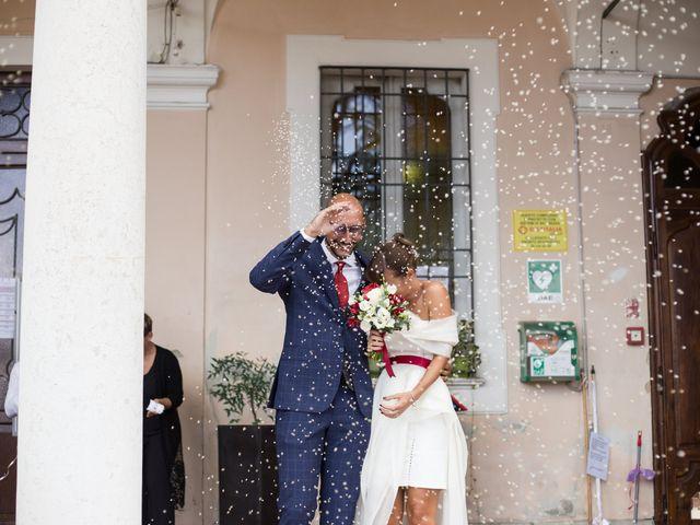 Il matrimonio di Armando e Francesca a Castelverde, Cremona 37