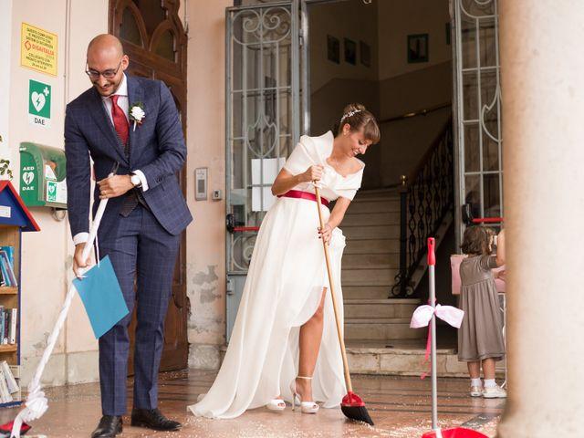 Il matrimonio di Armando e Francesca a Castelverde, Cremona 38