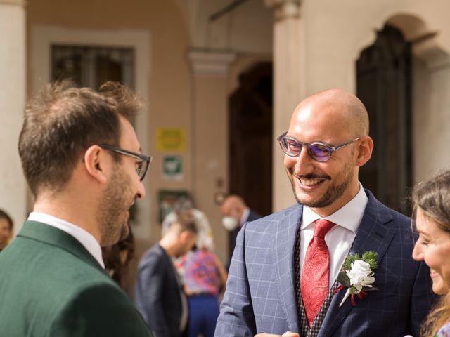 Il matrimonio di Armando e Francesca a Castelverde, Cremona 40