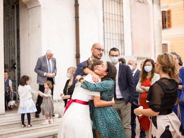Il matrimonio di Armando e Francesca a Castelverde, Cremona 42
