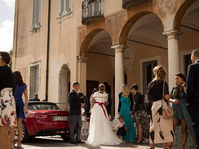 Il matrimonio di Armando e Francesca a Castelverde, Cremona 43
