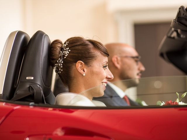Il matrimonio di Armando e Francesca a Castelverde, Cremona 45