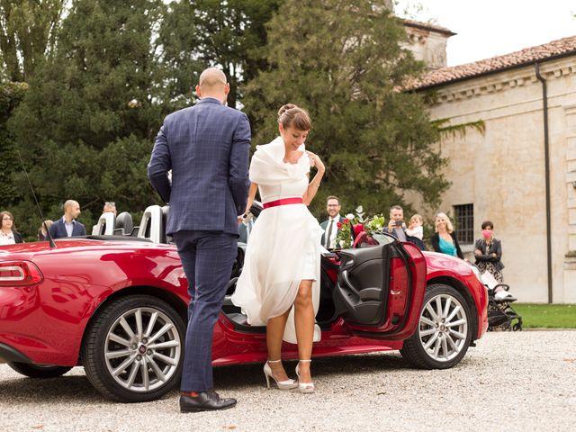Il matrimonio di Armando e Francesca a Castelverde, Cremona 47
