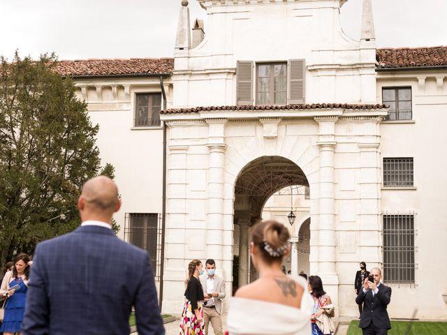 Il matrimonio di Armando e Francesca a Castelverde, Cremona 48