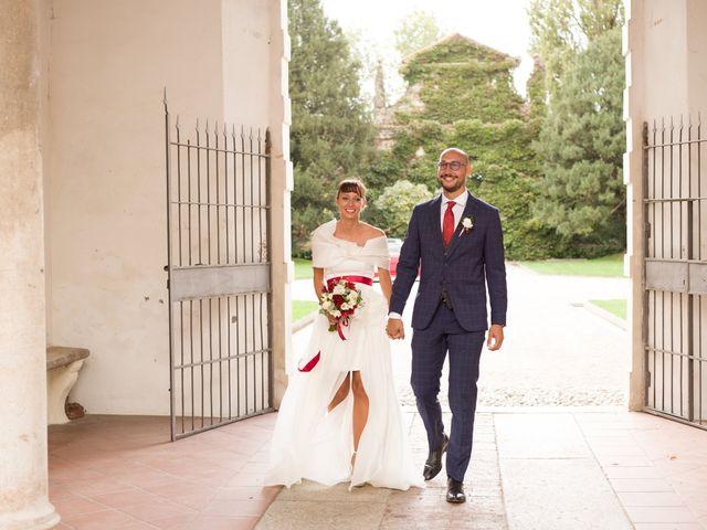 Il matrimonio di Armando e Francesca a Castelverde, Cremona 52