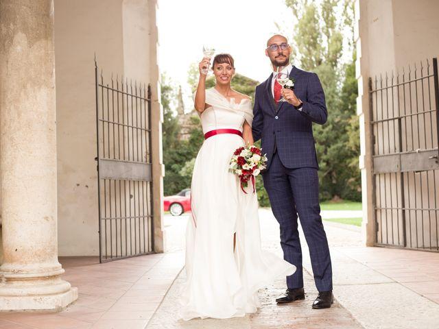 Il matrimonio di Armando e Francesca a Castelverde, Cremona 53