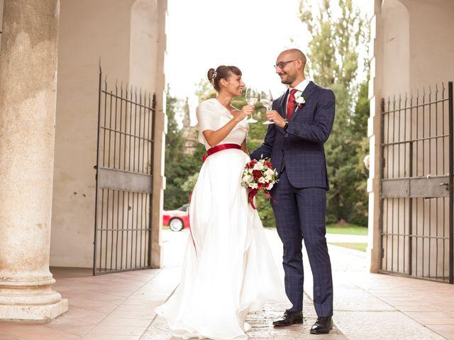 Il matrimonio di Armando e Francesca a Castelverde, Cremona 54
