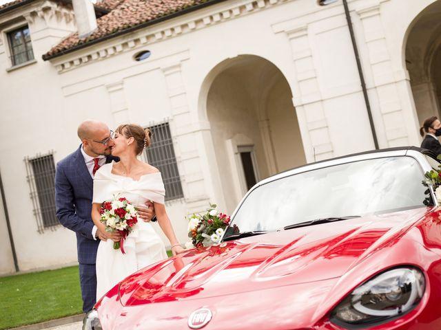 Il matrimonio di Armando e Francesca a Castelverde, Cremona 55